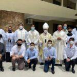 Propedêutico recebe bênçãos do Arcebispo