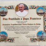 Bênção Pontifícia ao Seminário