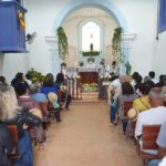 Fotos da Santa Missa dia 24/06/2021